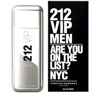Parfum 212 vip men de  eau de toilette 50ml