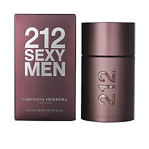 Parfum 212 sexy men de  eau de toilette 100ml