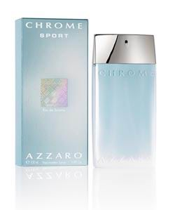 Parfum chrome sport de  eau de toilette 100ml