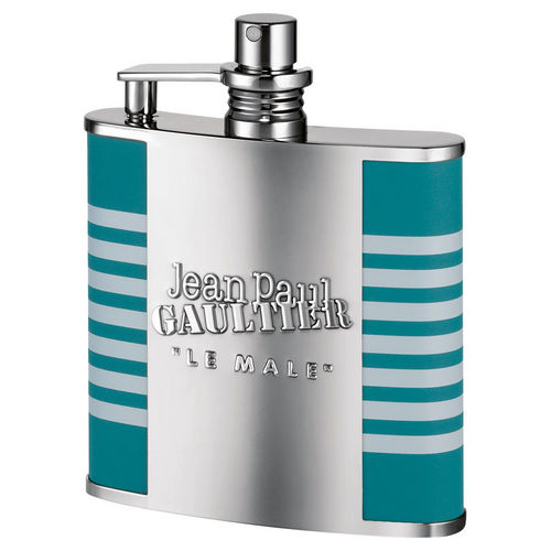 Parfum le male flasque de voyage de jean-paul gaultier eau de toilette 125ml